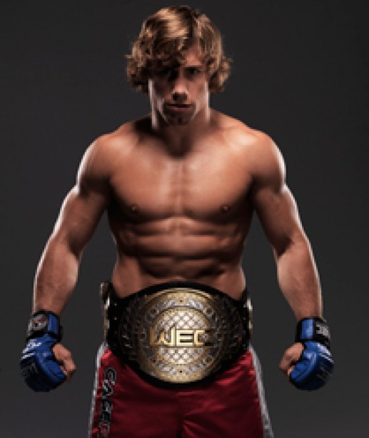 URIJAH FABER: CALIFORNIA HURTIN'
