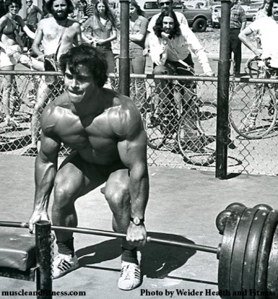Franco Columbu Gallery...