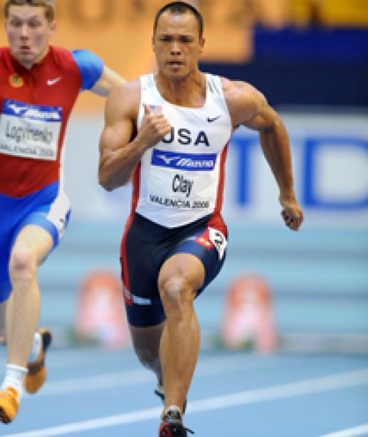 2008 OLYMPICS: BRYAN CLAY