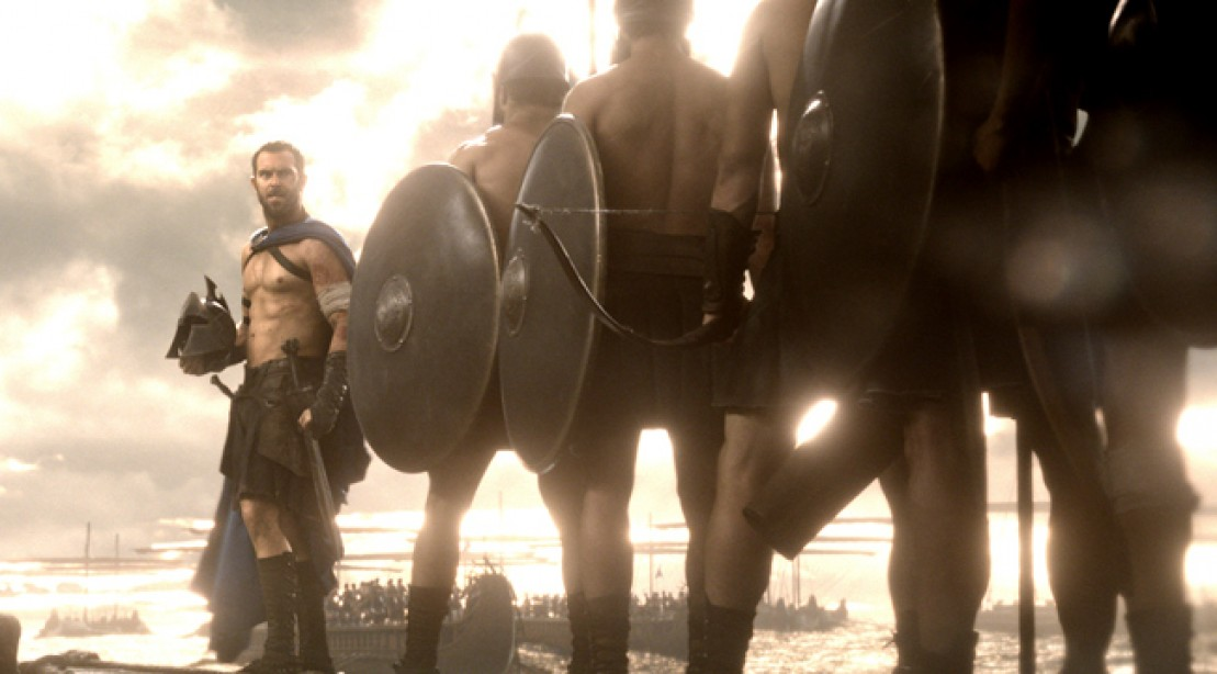 '300' Redux: The '300: Rise of an Empire' Workout