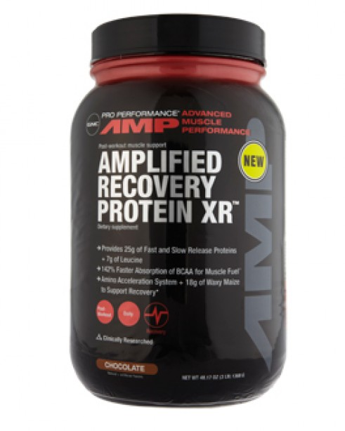 Pro Performance AMP Amplified Recovery Protein XR