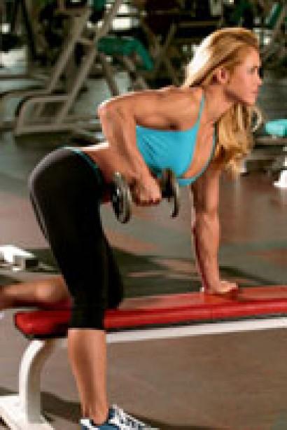 Upper Body Advice from Fitness Pro Aleksandra Kobielak