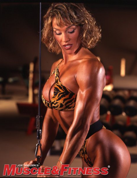 M&F All-Time Hottest: Cory Everson | Muscle & Fitness