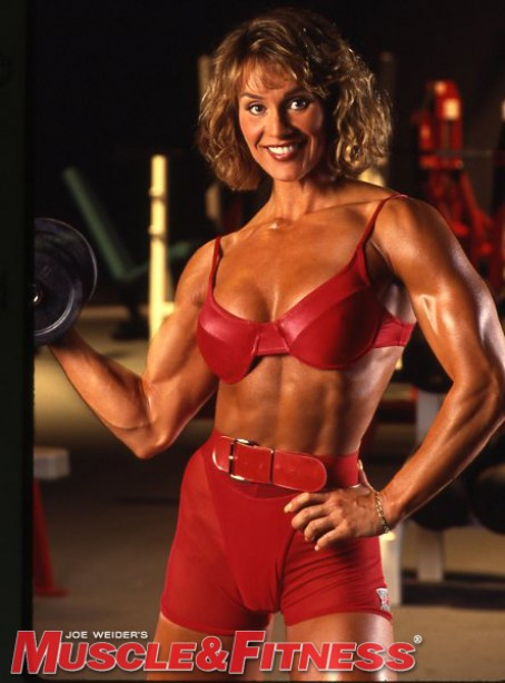 M Amp F All Time Hottest Cory Everson Muscle Amp Fitness