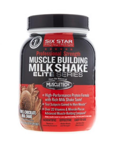 Muscle Building Milkshake