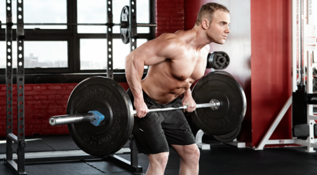Build Brute Strength Workout