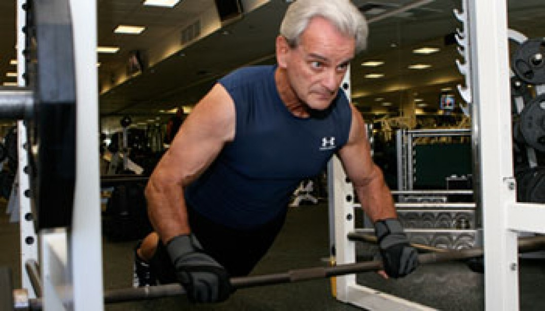 THE PUSH UP KING...IS 68
