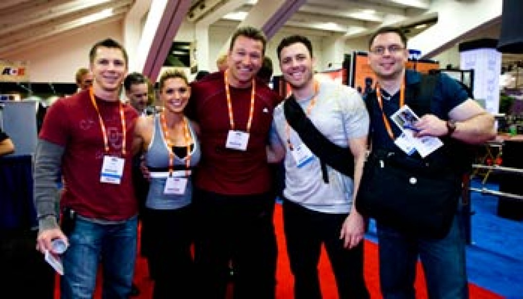 Gym Of The Future: 2009 IHRSA SHOW REPORT