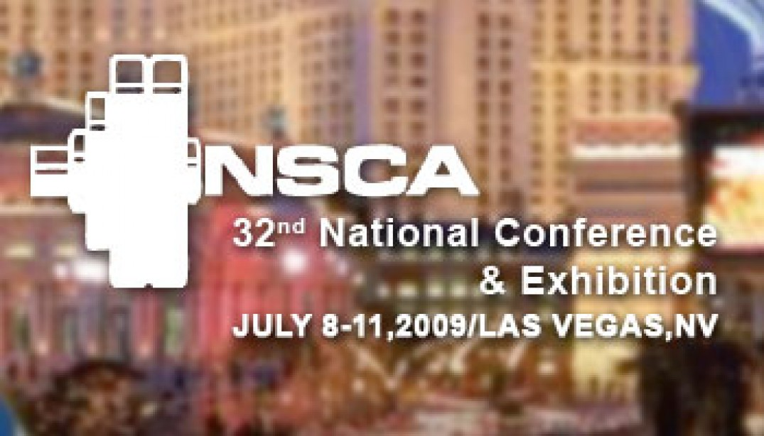 NSCA conference