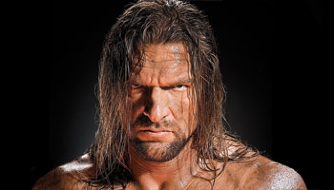 TRIPLE H LIKE YOU'VE NEVER SEEN HIM BEFORE