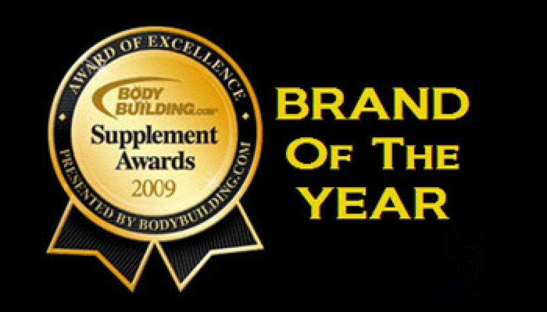 VOTE FOR THE BODY BUILDING.COM SUPPLEMENT OF THE YEAR