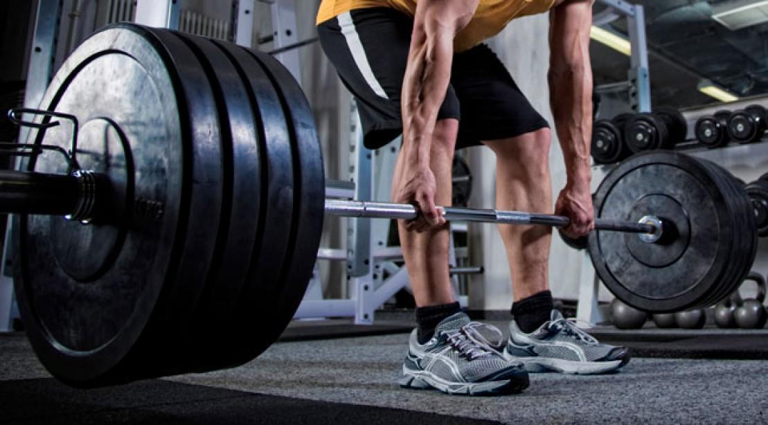 The Five-Ton Workout