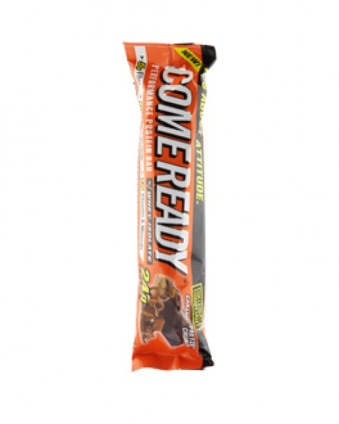 COME READY Performance Protein Bar - Caramel Pretzel Crunch