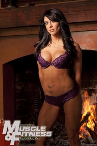 Amanda Latona Exclusive Muscle Amp Fitness