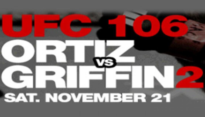 UFC Griffin vs. Ortiz 2