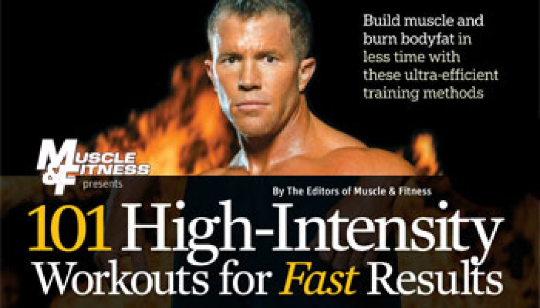 101 High-Intensity Workouts