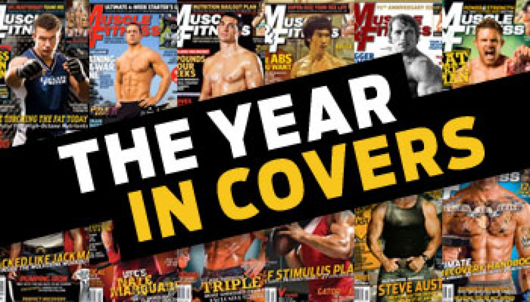 The Year in Covers