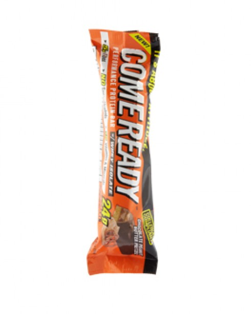COME READY Performance Protein Bar - Chocolate Peanut Butter Pretzel