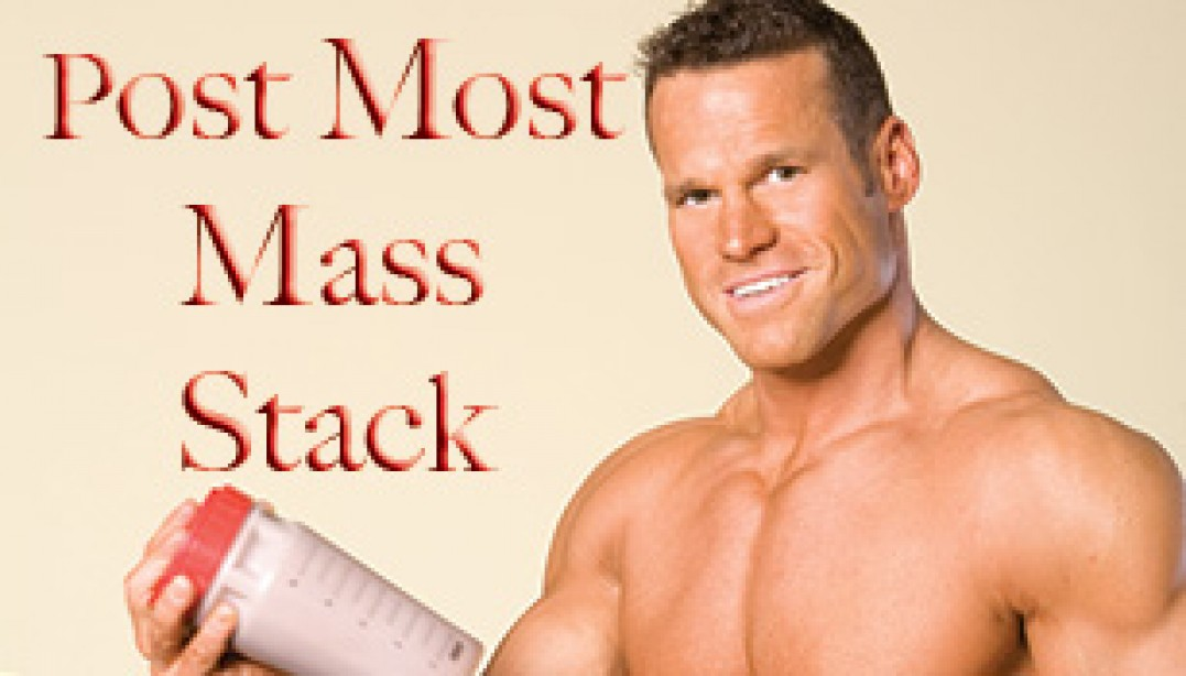 Post Most Mass Stack