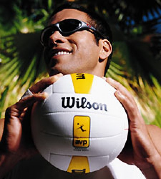 Training Secrets of Olympic Volleyballer, Eric Fonoimoana