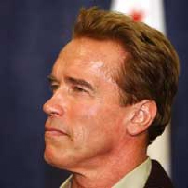 An Up-Close and Personal Look at, Arnold Schwarzenegger