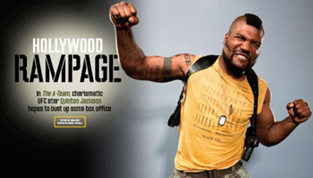 Hollywood Rampage
