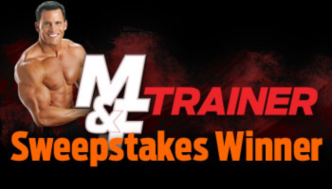 M&F Trainer Monthly Sweepstakes