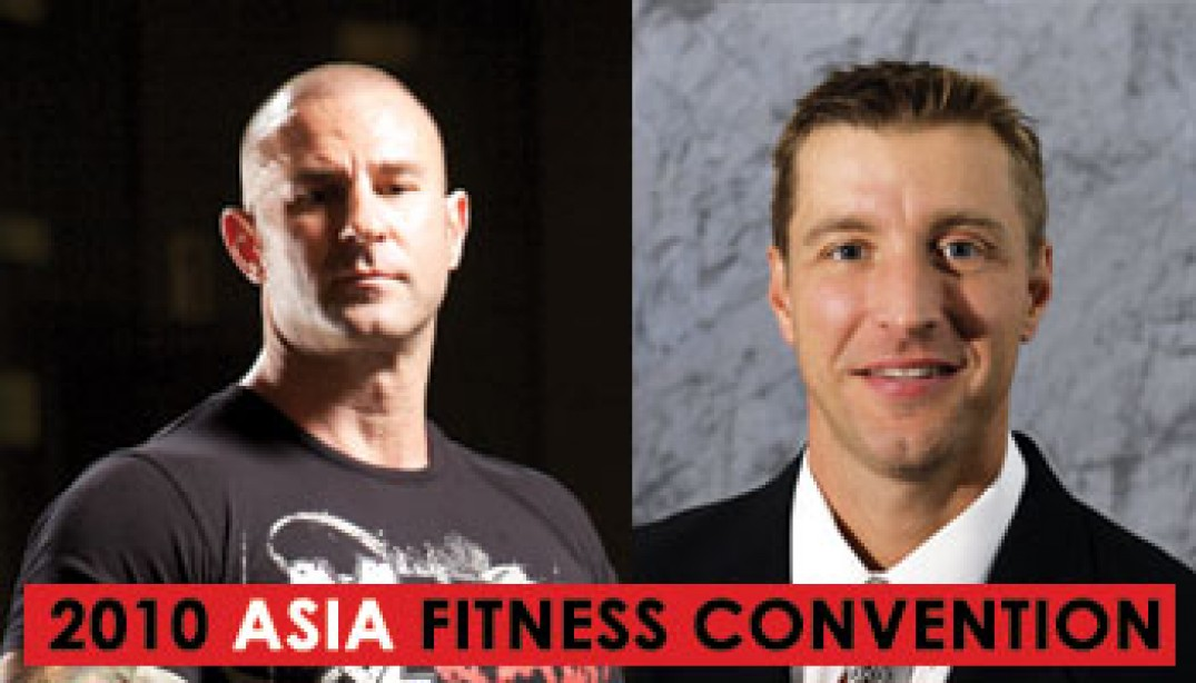 Asia Fitness Convention 2010