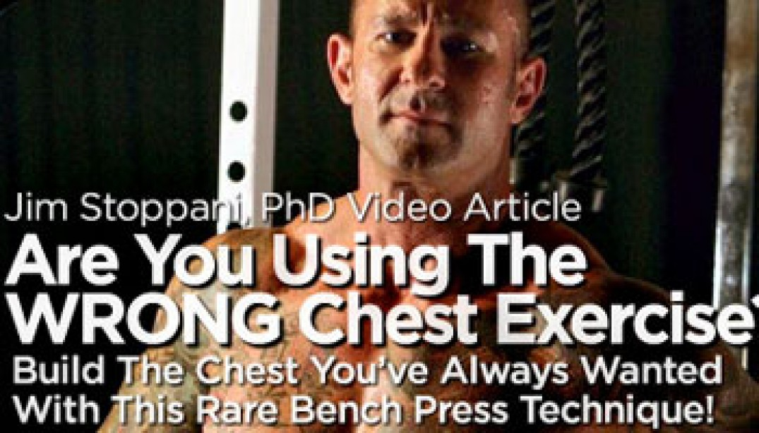 Are You Using The Wrong Exercise?