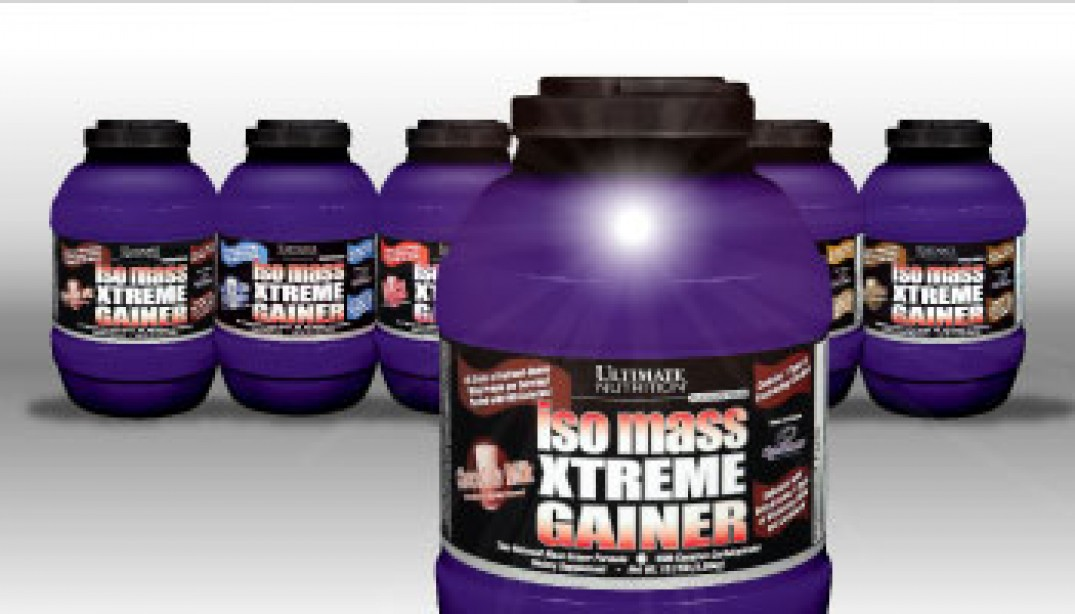 PRODUCT REVIEW: ISO MASS Xtreme Gainer