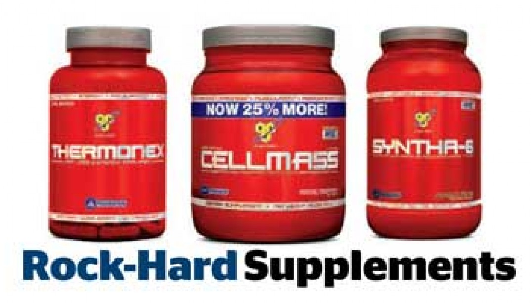 Rock-Hard Supplements