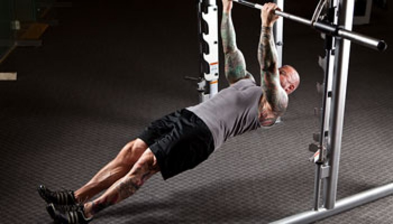 M&F RAW! Biceps Ladder