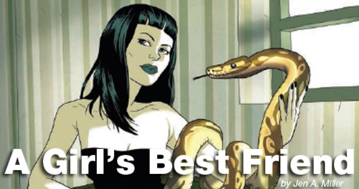 A Girl's Best Friend