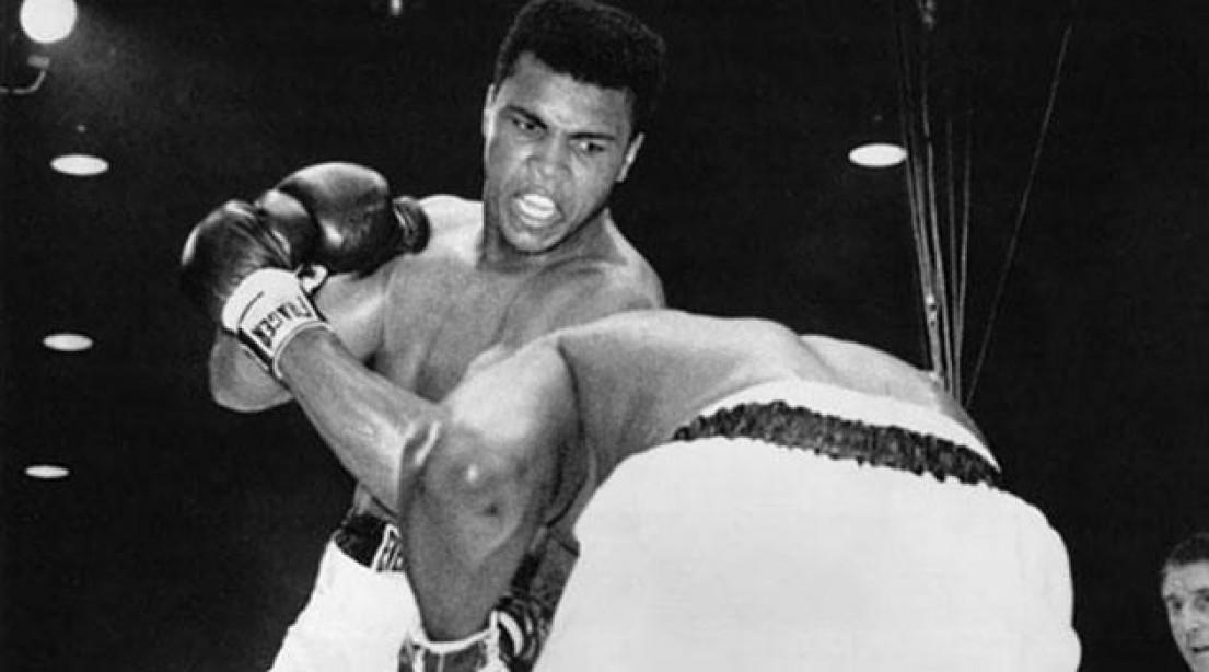 Happy 71st Birthday, Muhammad Ali!