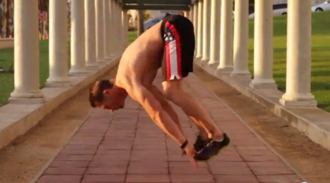 Workout Anywhere: Fire Up Your Physique