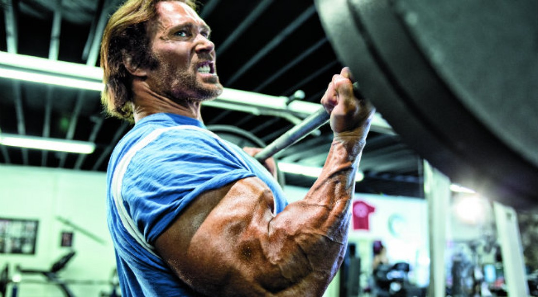 Power Bodybuilding: Armed to the Teeth