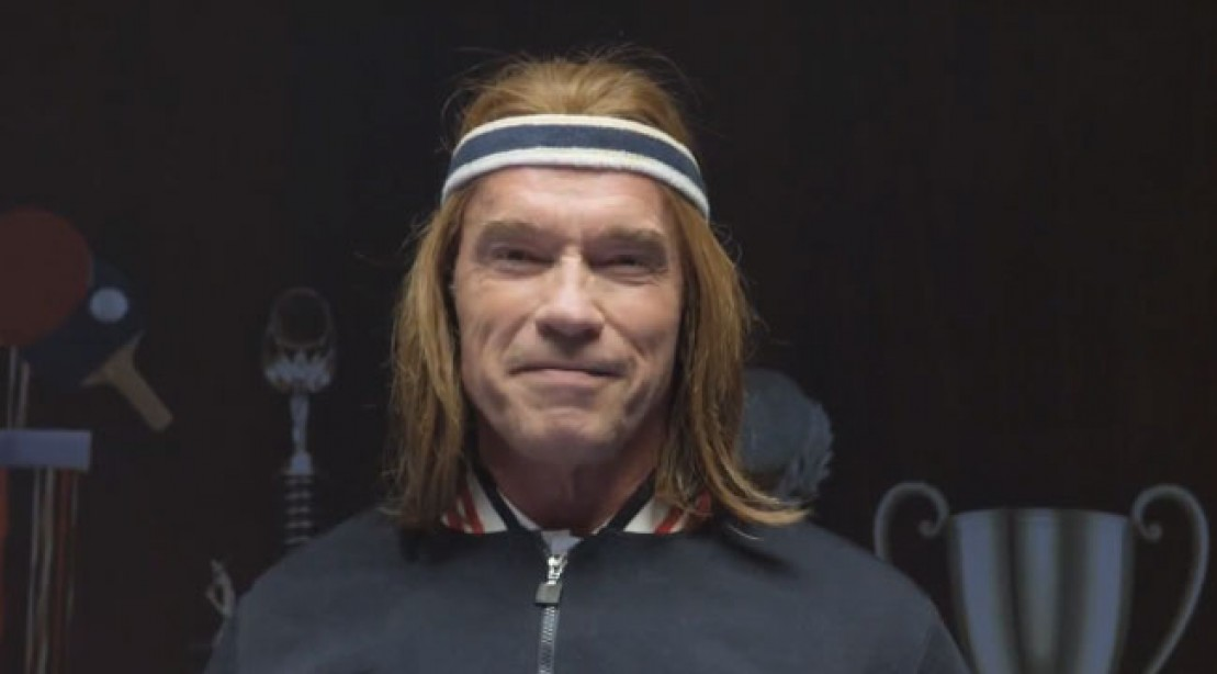Arnold, As You Have Never Seen Him Before