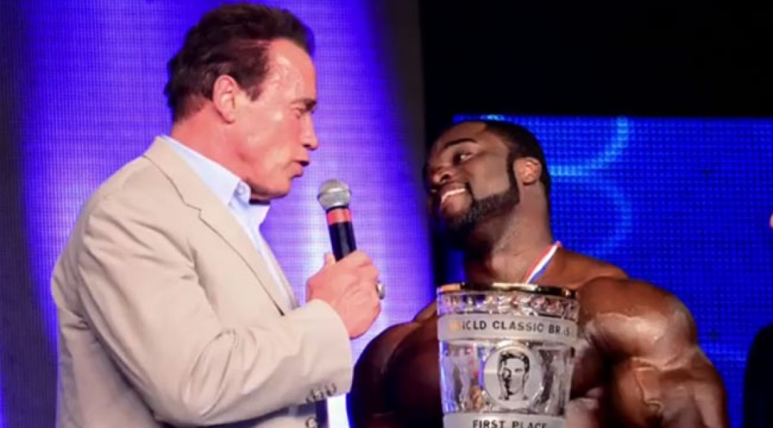 Arnold Set for Role in Bodybuilding TV Series