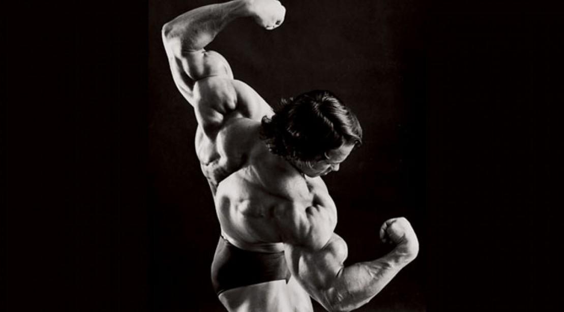 Arnold Schwarzenegger Shares His Best Shoulder Training Tips