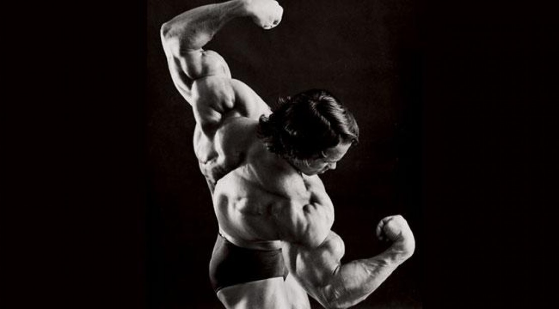 Build A Back Like Arnold's