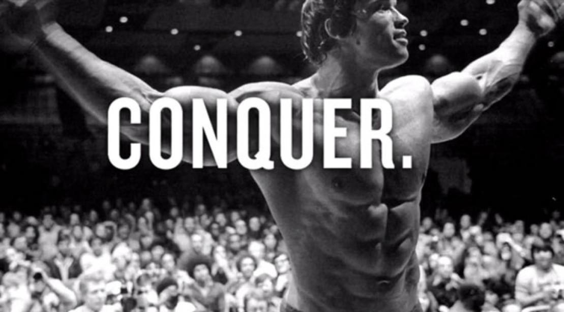 Arnold Schwarzenegger's Tips for Success