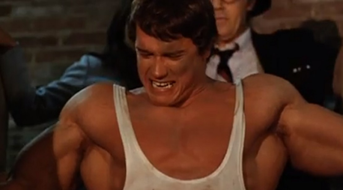Epic Montage of Arnold Schwarzenegger's Cinematic Kills