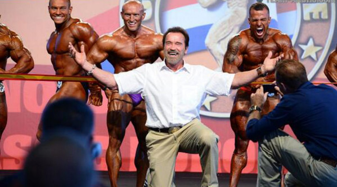 Arnold Reports From the Arnold Classic Europe
