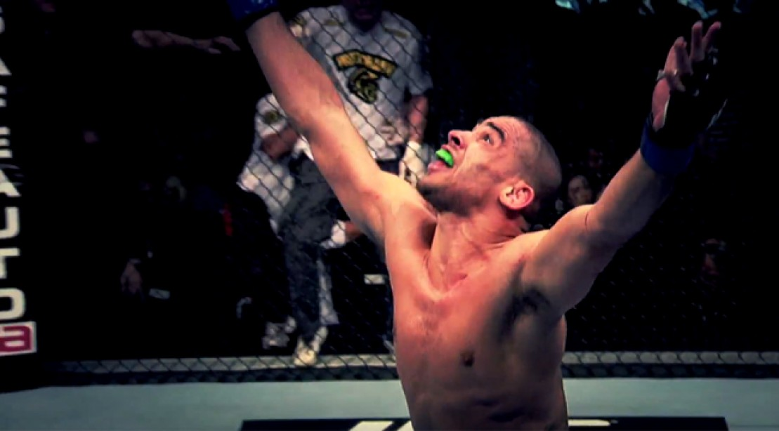 UFC 173 Set to Light up the Holiday Weekend