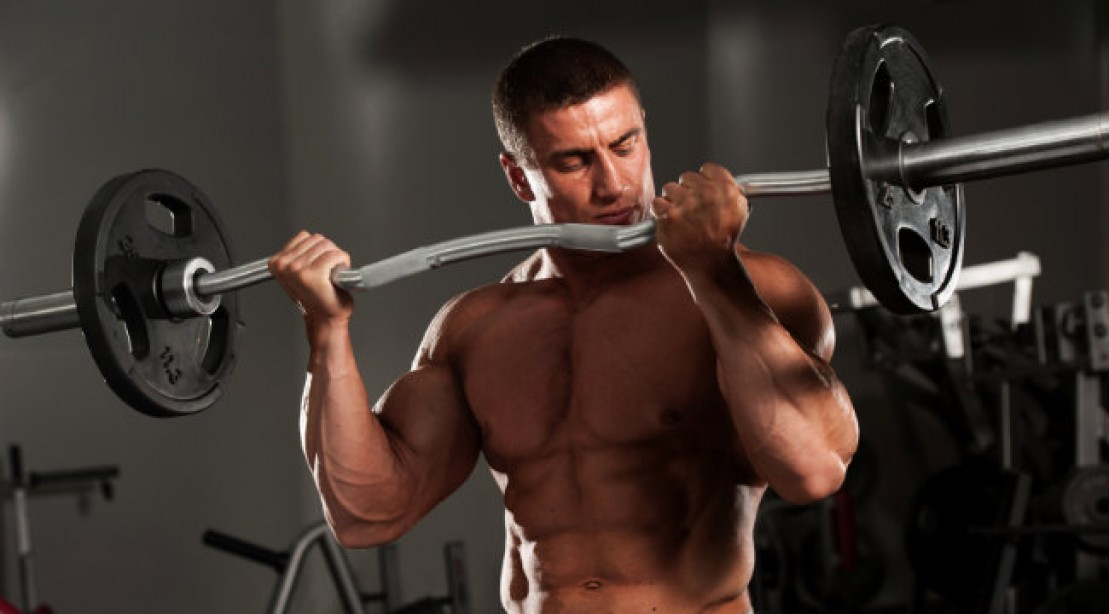 Barbell Workout For Pecs - Drone Fest