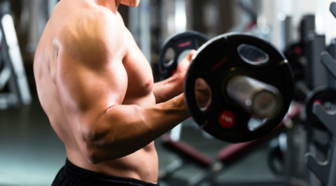 Better Barbell Curls: Cheat to Win