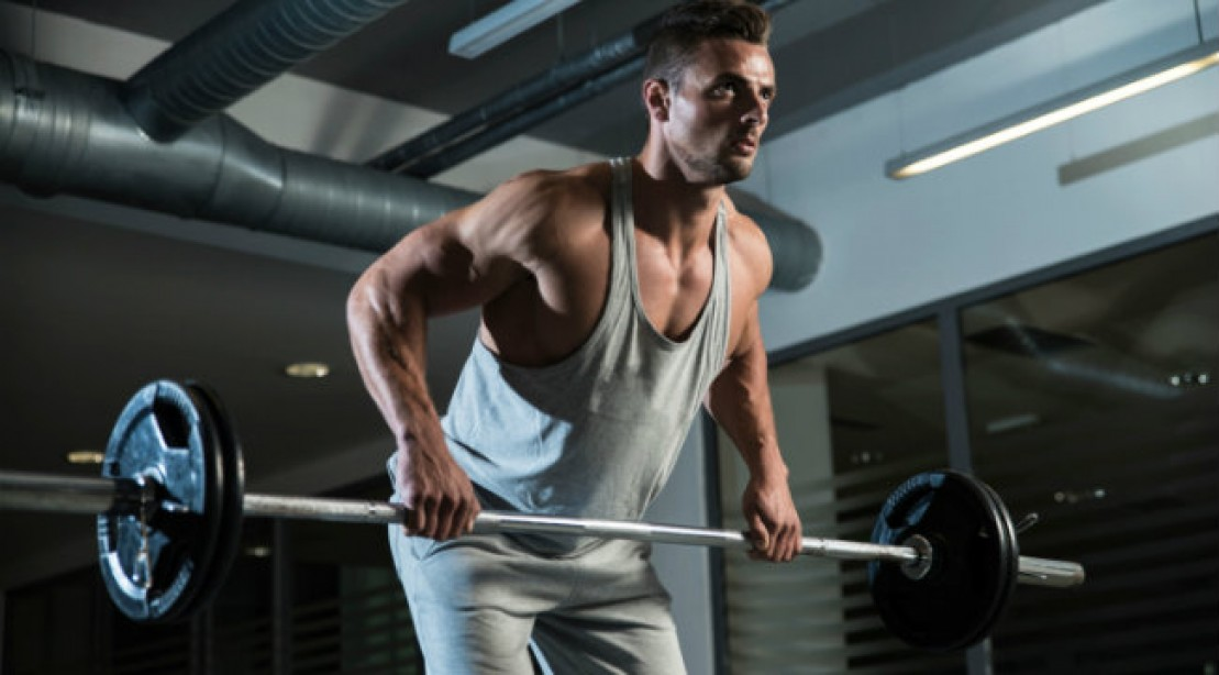 Build a Bigger Back With the Bent-Over Row