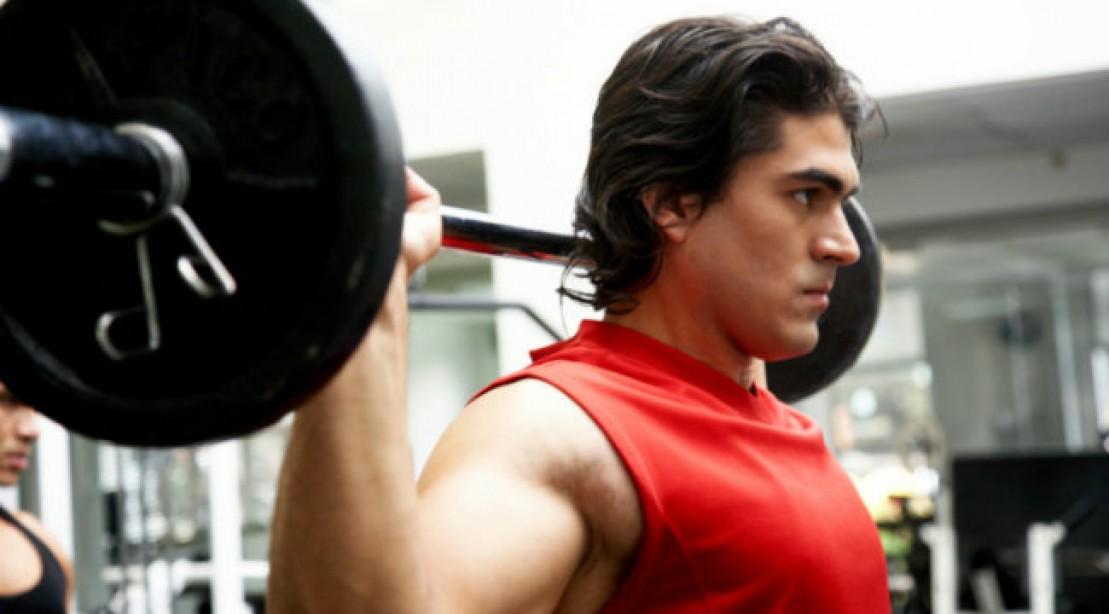 Shoulder Training: Double Up On Delts