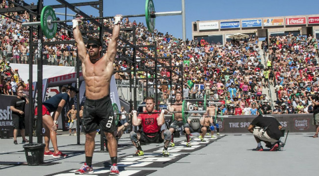 Big Names Top CrossFit Leaderboard Going Into Final Day