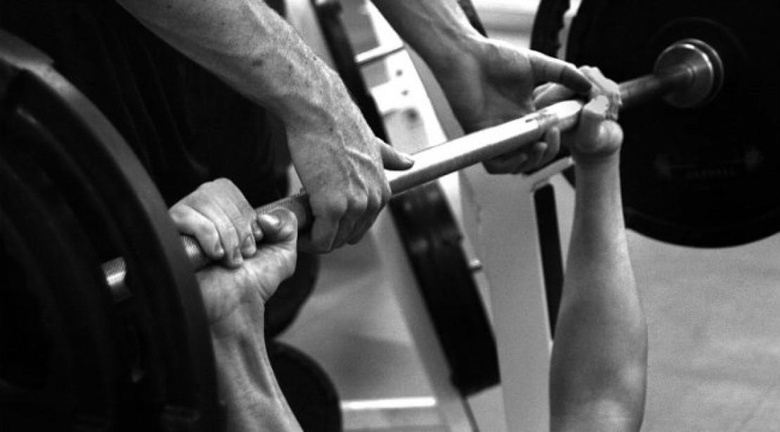 Choose Your Benching Grip Carefully